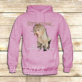 Fleetwood Mac Tour Stevie Nicks Godmother of Rock on Hoodie Jacket XS / Pink, hoodie - fixcenters, fixcenters  - 4