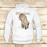 Fleetwood Mac Tour Stevie Nicks Godmother of Rock on Hoodie Jacket XS / White, hoodie - fixcenters, fixcenters  - 6