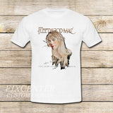 Fleetwood Mac Tour Stevie Nicks Godmother of Rock on T shirt S / White / Men, tshirt - fixcenters, fixcenters  - 4