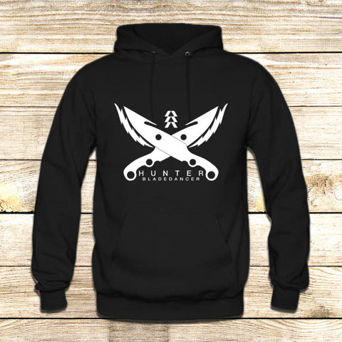 Hunter BladeDancer Destiny Game Inspired  on Hoodie Jacket XS / Black, hoodie - fixcenters, fixcenters  - 1