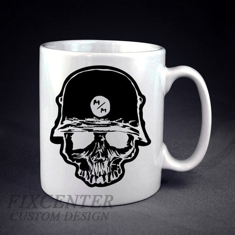 Rockstar Metal Mulisha Personalized mug/cup , mug / cup - fixcenters, fixcenters  - 1