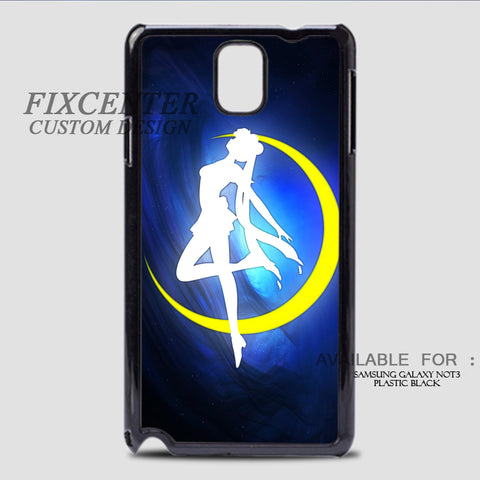 Sailormoon - Samsung Galaxy Note 3 Case Black, Samsung Galaxy Note 3 Case - fixcenters, fixcenters  - 1