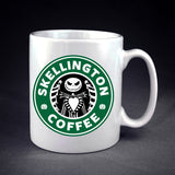 Starbucks Nightmare ,Before Christmas Jack skellington Starbucks Personalized mug/cup , mug / cup - fixcenters, fixcenters  - 1