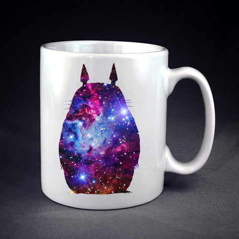 Totoro Beatiful Place Galaxy Personalized mug/cup , mug / cup - fixcenters, fixcenters  - 1