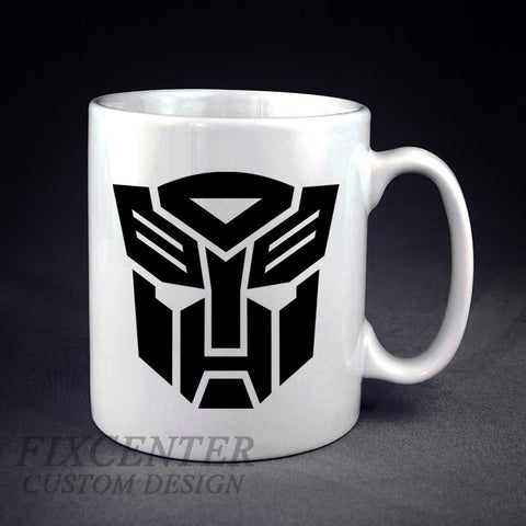 Transformers Personalized mug/cup , mug / cup - fixcenters, fixcenters  - 1