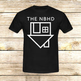 the neighbourhood on T shirt S / Black / Men, tshirt - fixcenters, fixcenters  - 1