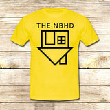 the neighbourhood on T shirt S / Yellow / Men, tshirt - fixcenters, fixcenters  - 8