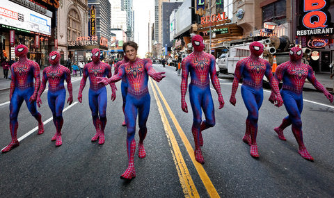 Spiderman Compression