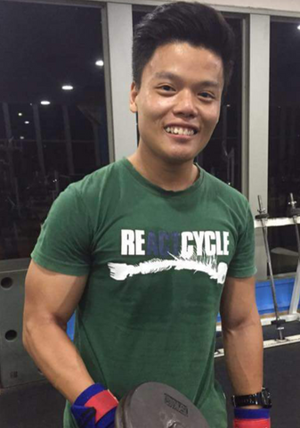 Stephen Ng PErsonal Training