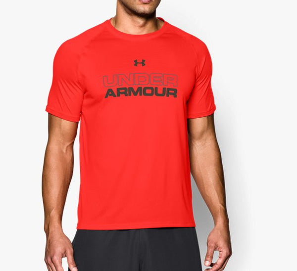 Under Armour Men's Short Sleeve T-Shirt