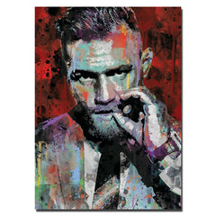 UFC Conor McGregor Picture For Living Room Decor
