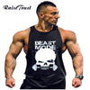 "Men's Bodybuilding ""Beast Mode"" Tank Tops"