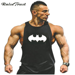 Men's Bodybuilding Batman Tank Top