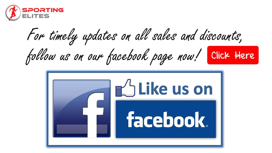 Join Us on Facebook to get Timely Updates on Special Sales and Discounts