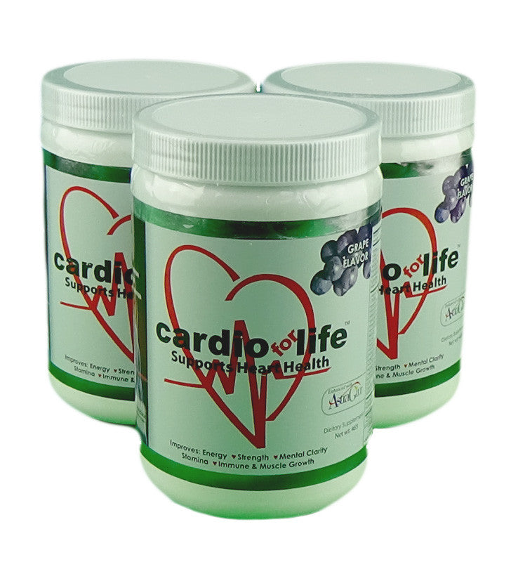 Cardio For Life x 3  SAVE 10%