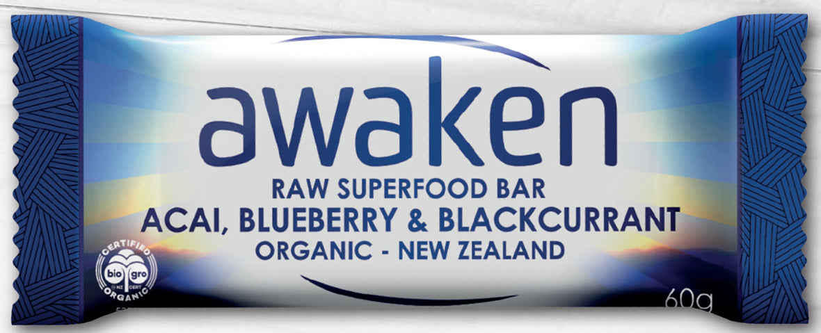 Image result for awaken blackcurrant bar