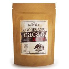 Natava Organic Heirloom Cacao Butter