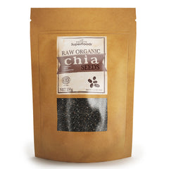 Chia Seeds - 100% Black Organic