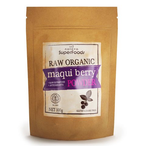 Natava Organic Maqui Berry Powder