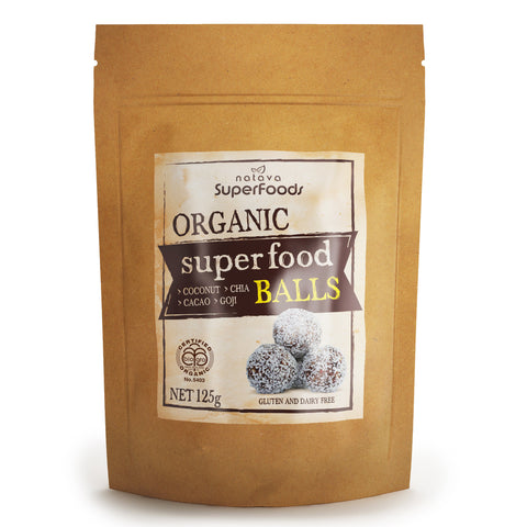 Natava Superfood Balls 125g