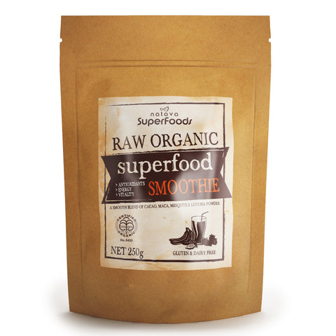 Organic Super Food Smoothie