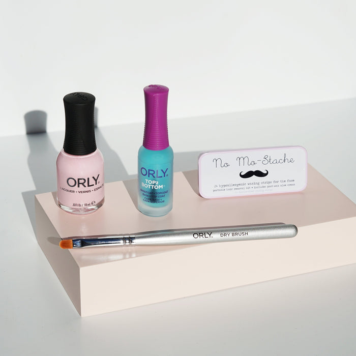 Orly Color Labs x No Mo-Stache Gift Set