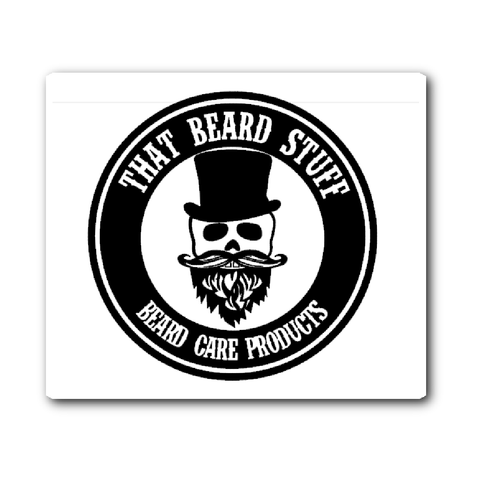 That Beard Stuff Stickers