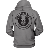 That beard stuff hoodie