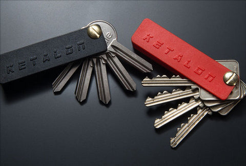 Ketalon Keyn | Black and Red