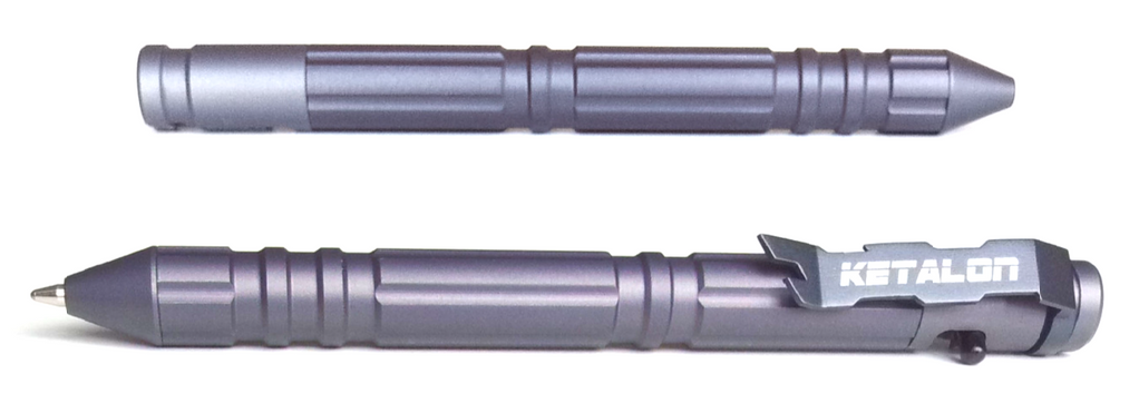 Verge Aluminium Bolt Action EDC Pen