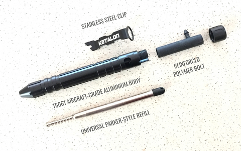 Verge 2.0 Metal Bolt Action Pen