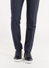 Blue Rustic Wool Pant