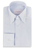Sky Pin-Point Nascosto Shirt