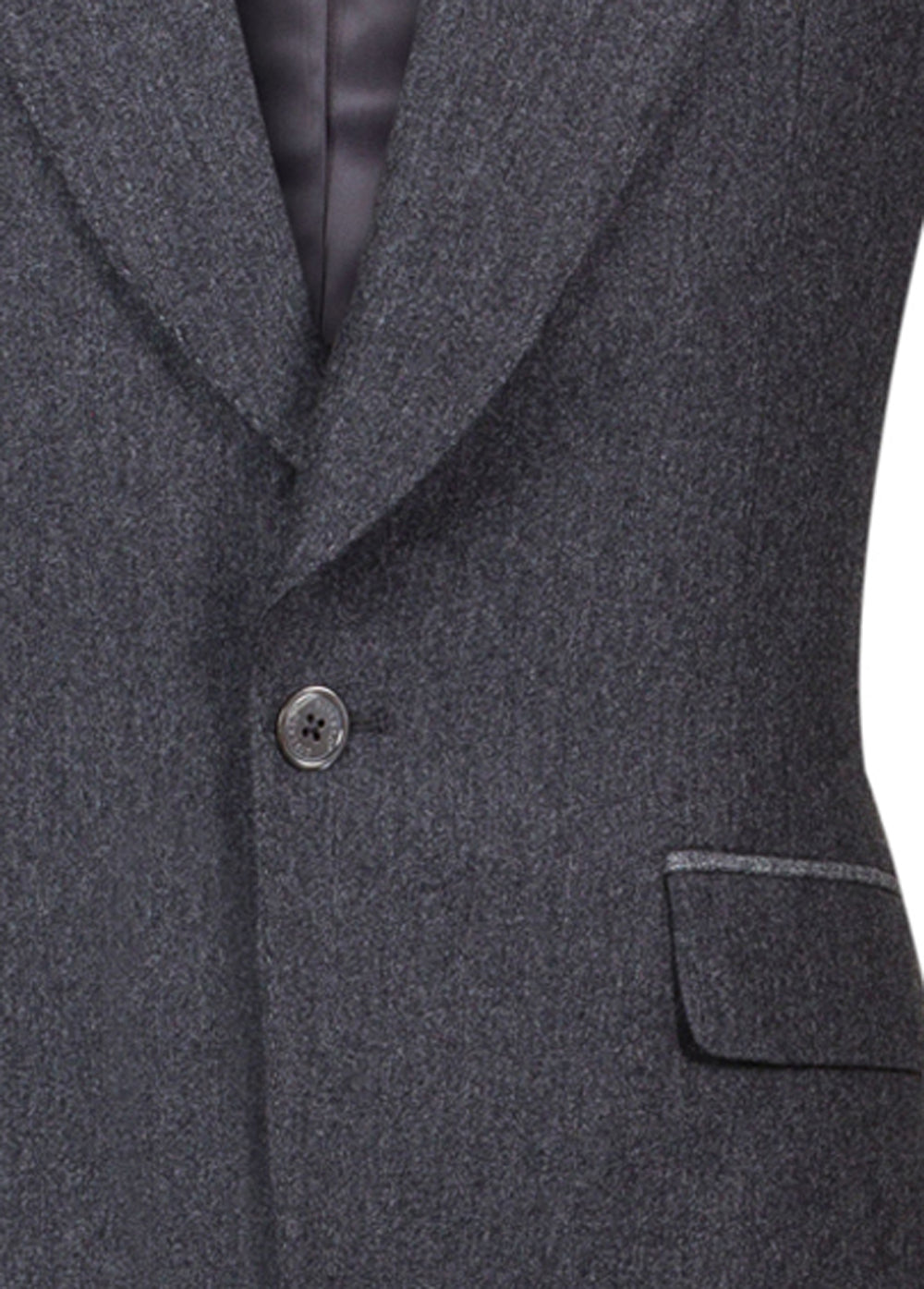 Grey Flannel Ultra Peak Wool Blazer