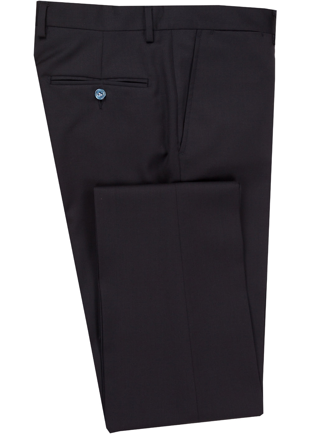 Navy Luxury Wool Pant