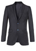 Navy Luxury Wool Blazer