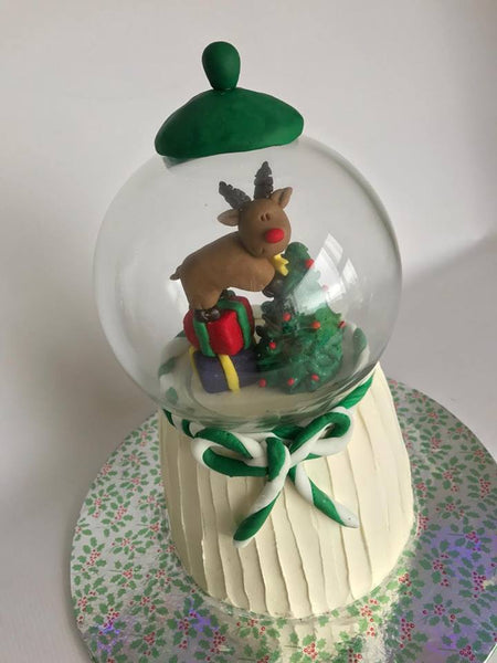 Snow Globes & Figurines - Tuesday December 19th, 5:30 - 8:30pm