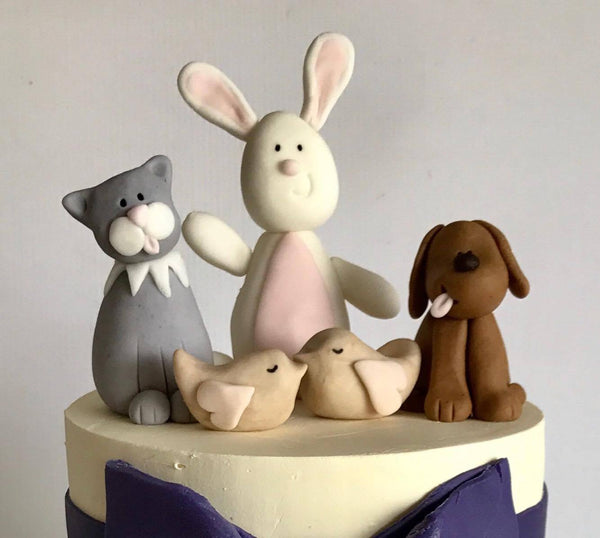 Figurine Cupcakes - Monday 16th October - 6:00 - 8:30pm