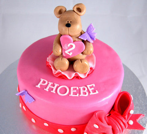 Basic Cake decorating - Tuesday 3rd October, 5:30pm - 8:30pm