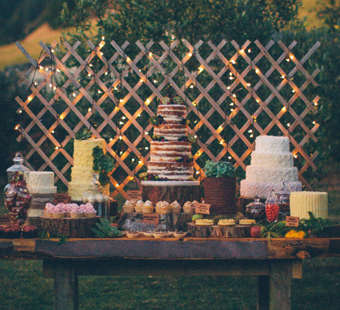 Wedding Cake Tasting Session - Tuesday April 28th, 7pm