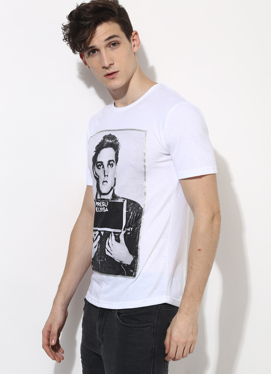 9d93fe4c8 Fairtrade Clothing | Elvis Print Tees - Sustainable Fashion for Men ...