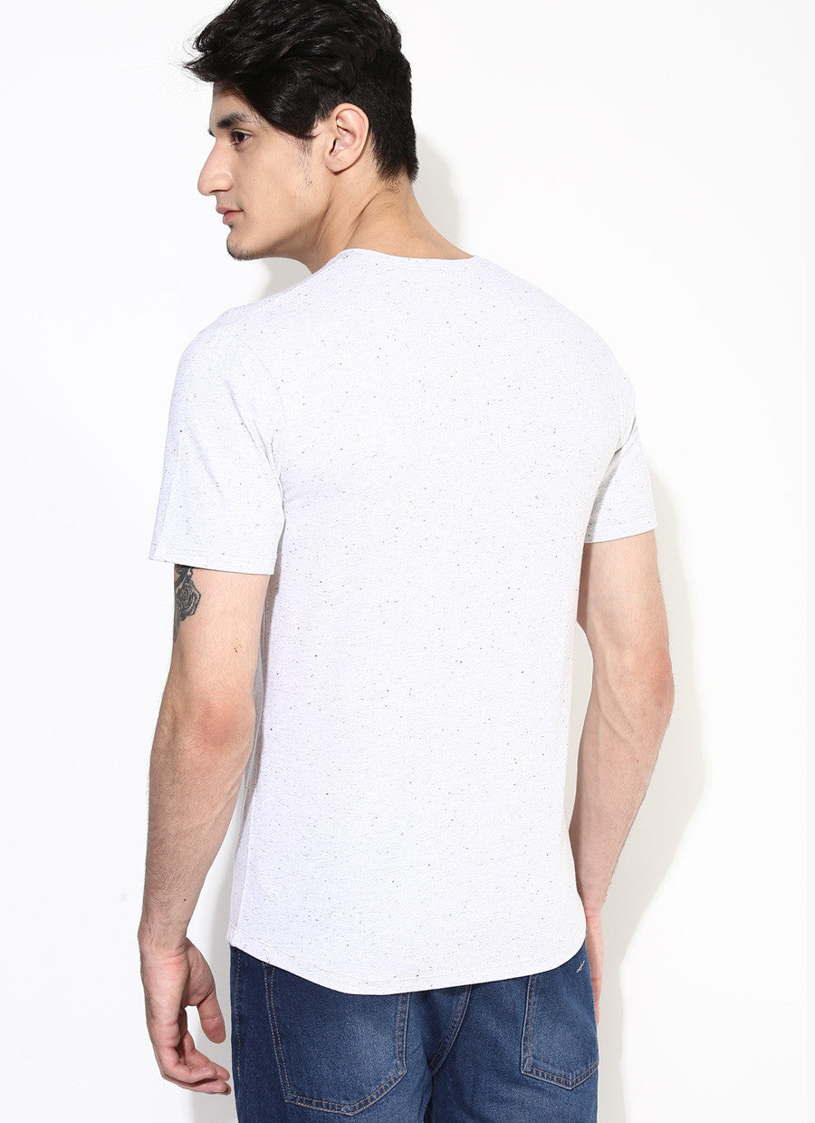 Men 39 s organic cotton t shirt with printed pocket for Sustainable t shirt printing