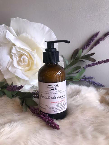 Meraki Morning Blend Facial Cleanser