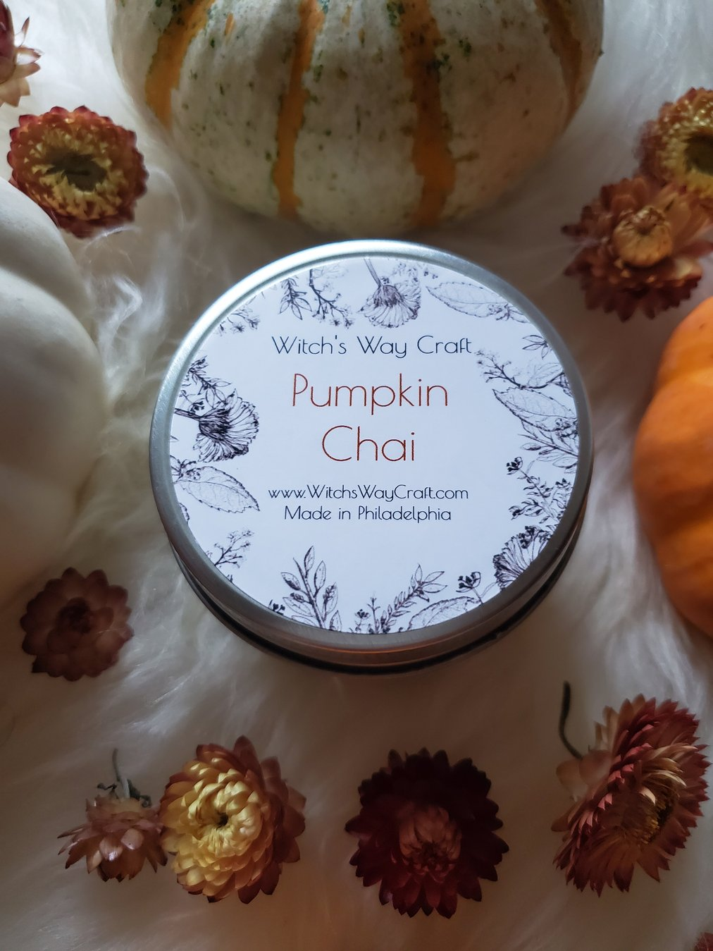 Witch's Way Pumpkin Chai