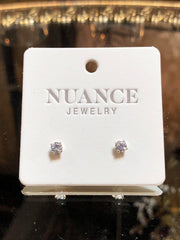 Nuance Sterling Studs