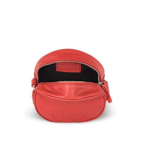 Sticks + Stones Joplin Bag Red