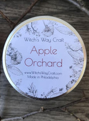 Witch's Way Apple Orchard