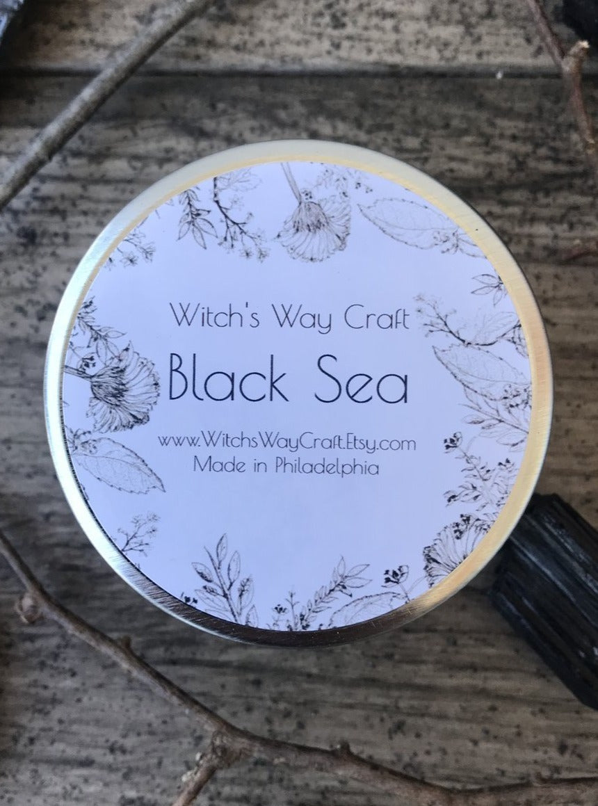 Witch's Way Craft Black Sea