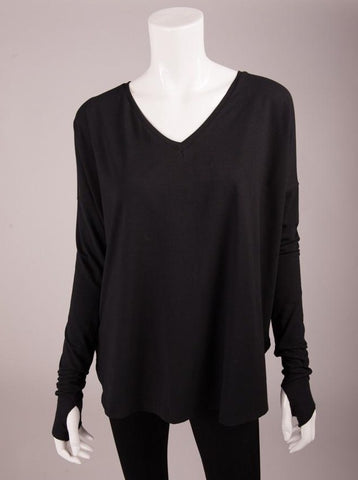 Bianca Rachele Dolman Loose Fit Long Sleeve