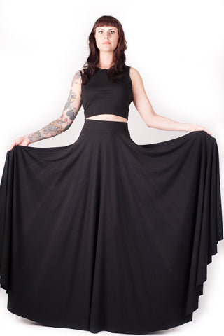 Orgotton Full Circle Skirt